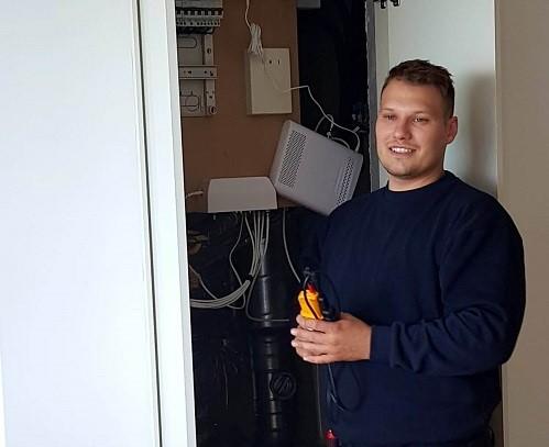 Elektriker Charlottenlund og Amager