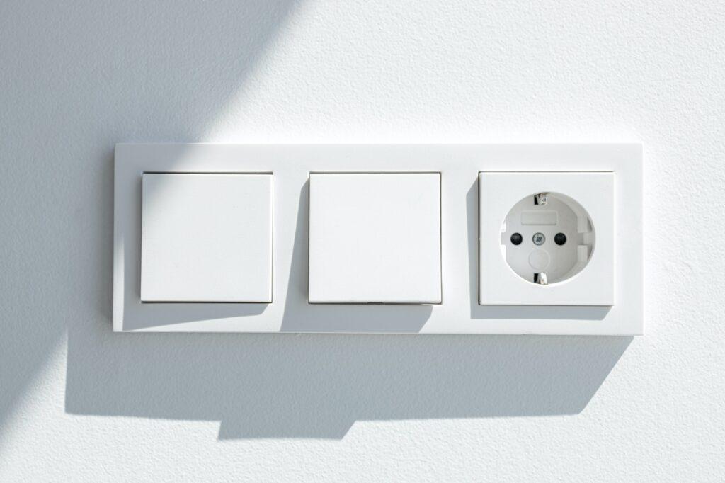 European electrical outlet