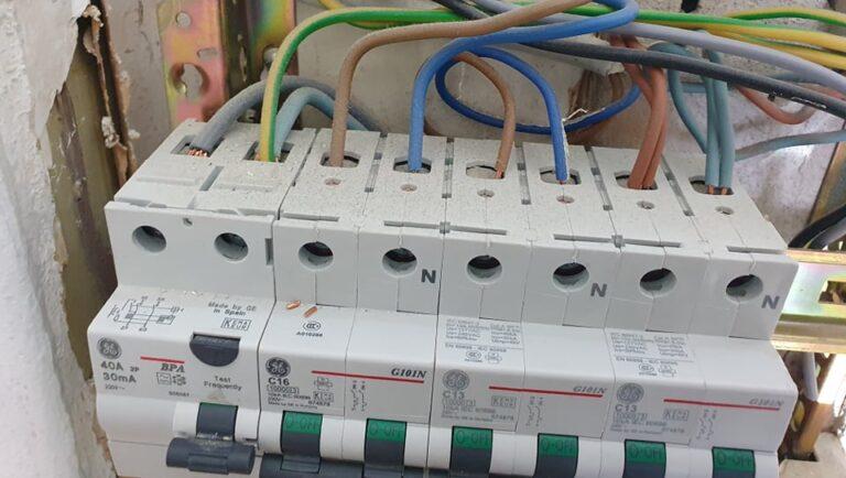 HPFI, HFI, RCD relæ - læs alt om din fejlstrømsafbryder